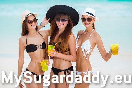 Sugar Daddy finanziert den Luxus